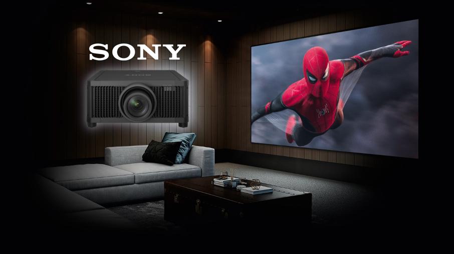 Nowe projektory Sony do kina domowego – zaproszenie na webinar. Zadaj pytanie ekspertom z HDTVPolska!