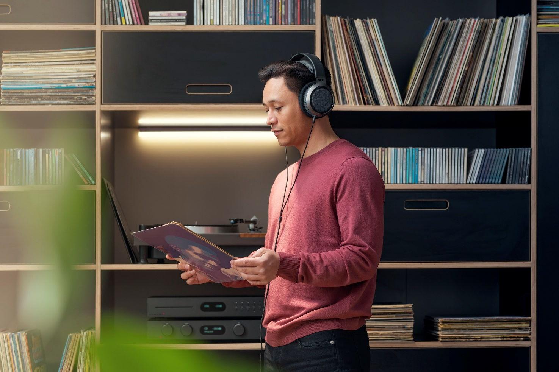 Test słuchawki Philips Fidelio X3 odsłuch 1