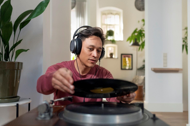 Test słuchawki Philips Fidelio X3 odsłuch 2