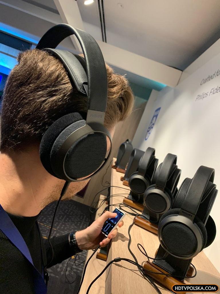 Test słuchawki Philips Fidelio X3 odsłuch 3