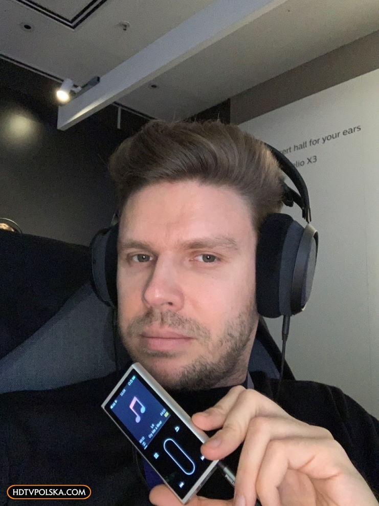 Test słuchawki Philips Fidelio X3 odsłuch 4