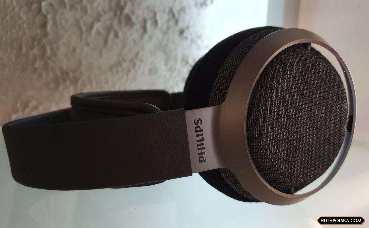 Test słuchawki Philips Fidelio X3 odsłuch