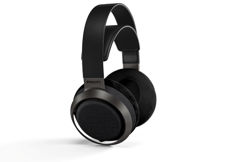 Test słuchawki Philips Fidelio X3 pudło wygląd 2