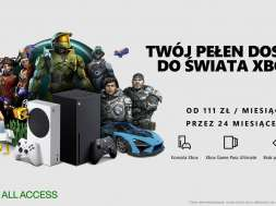 Xbox All Access Polska ceny konsole