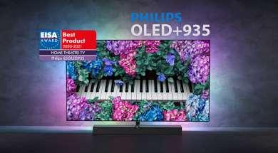 Philips OLED+935 telewizor 2020 EISA