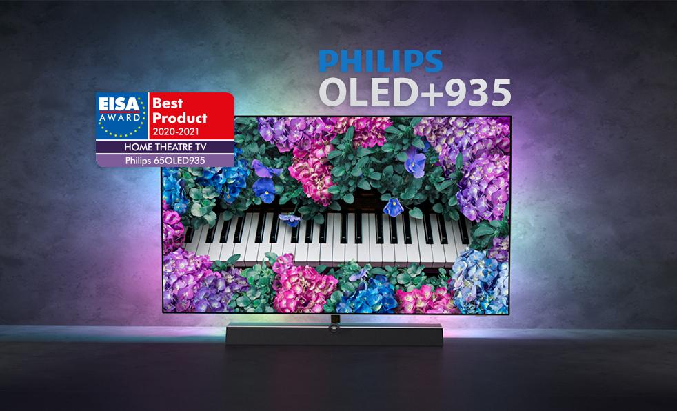 Telewizory Philips OLED 48 cali i większe z najlepszym dźwiękiem na rynku i nagrodą EISA przecenione ponad 1000 zł! Jakie modele i do kiedy?