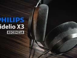 Philips Fidelio X3 słuchawki nauszne bezprzewodowe
