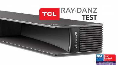 test soundbar RAY-DANZ TCL TS9030