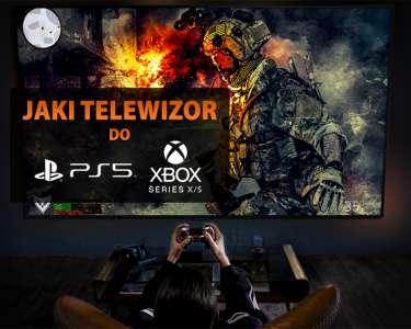 PS5 Xbox Series X S konsole jaki telewizor HDMI 2.1