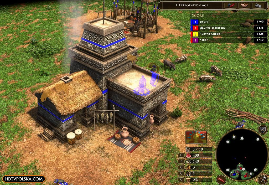 Age of Empires 3 Definitive edition recenzja 4