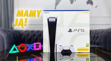 Mamy już PS5 PlayStation 5 testujemy z HDMI 2.1