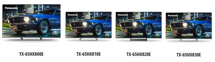 Podstawy w Panasonic HX800