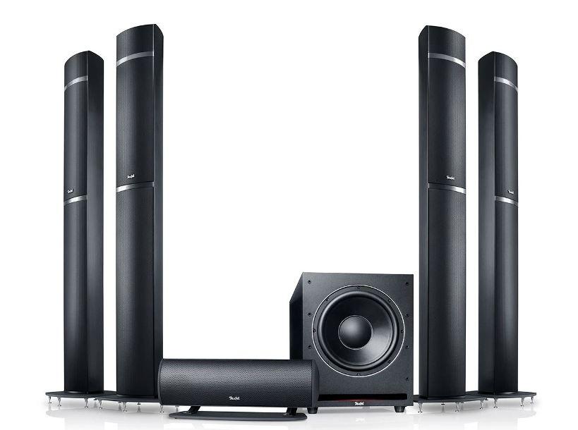 System kina domowego THX Teufel Dolby Atmos