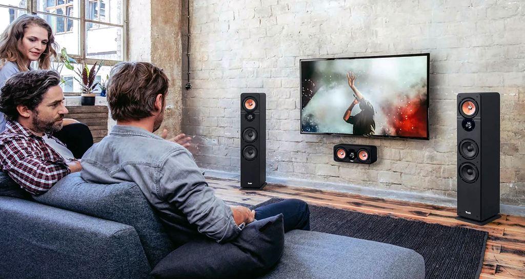 Teufel Ultima 40 Surround 5.1-Set test recenzja pokój