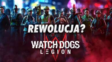 Watch Dogs Legion gra Ubisoft