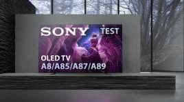 Perfekcyjna czerń i kolory bliskie ideału – to najnowszy OLED TV A8 od Sony | TEST | A8 / A85 / A87 / A89