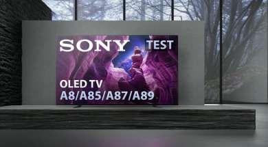 Sony A8 A85 A87 A89 telewizor test OLED