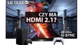 Pierwsi w Polsce sprawdzamy, czy LG OLED z 2019 (np. B9) rzeczywiście ma port HDMI 2.1 pod nowe konsole i PC w 4K@120Hz?