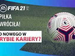 FIFA 20 EA Sports tryb kariery