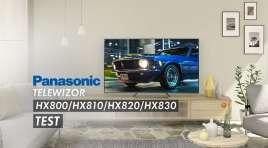 "Niedrogi telewizor do kina domowego Panasonic HX810 | TEST | Obraz ""tuningowany"" w Hollywood"