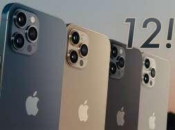 iPhone 12 smartfon Apple