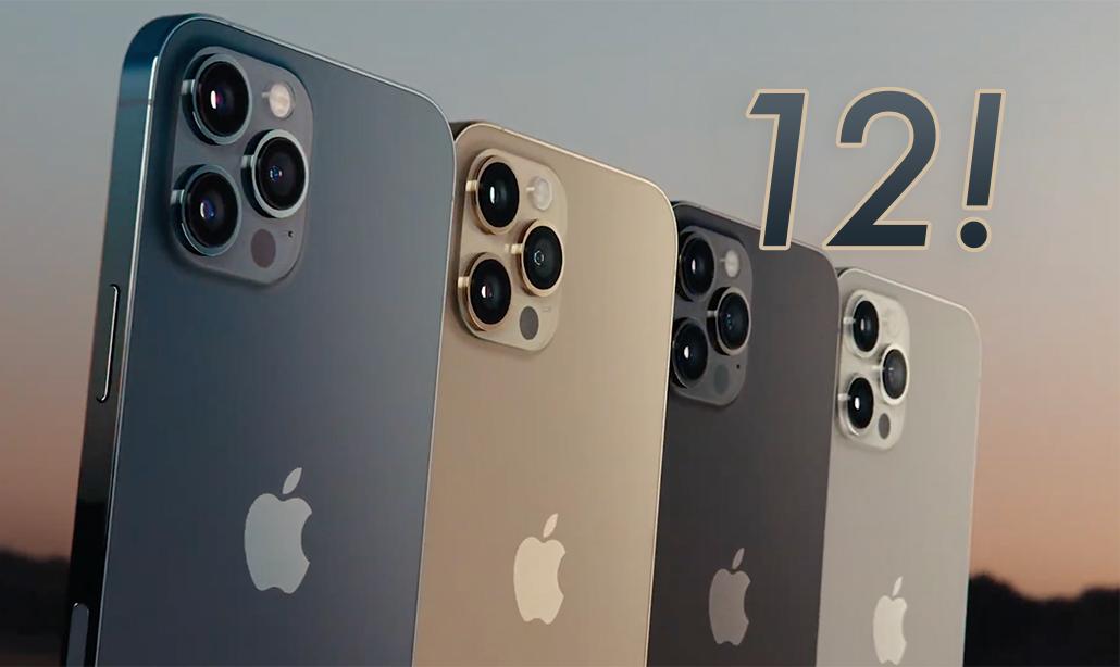 iPhone 12 zaprezentowany! Cztery modele, nowy design, 5G i potężny procesor – kiedy w sklepach, ile kosztują?