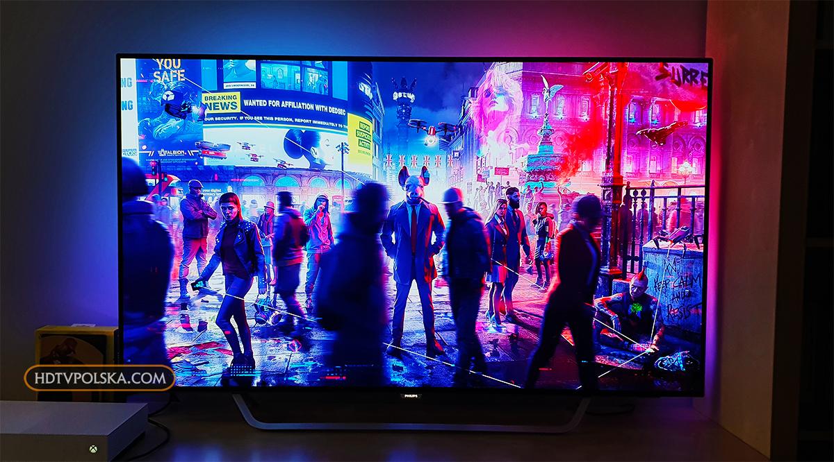 Watch Dogs: Legion - czy trzecia część dorównuje poprzednim? Jak wygląda cyfrowa rewolucja na telewizorze OLED?