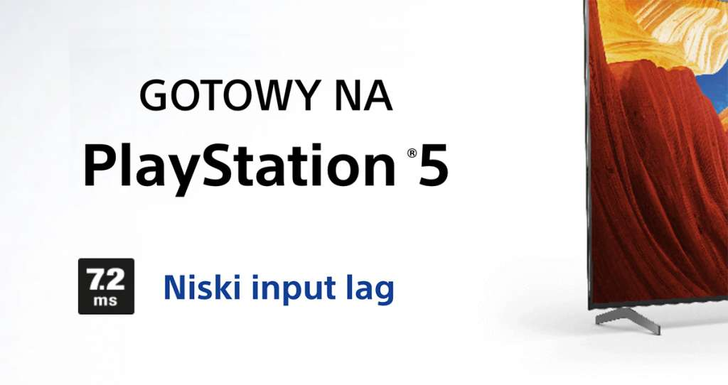 """Ruszyła kampania """"telewizor idealny do PlayStation 5"""". Który model zostały wybrany jako wzorcowy?"""