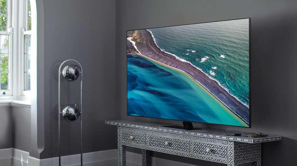 Samsung: Polacy kupują coraz większe telewizory. Prognozy na nadchodzące lata są imponujące!
