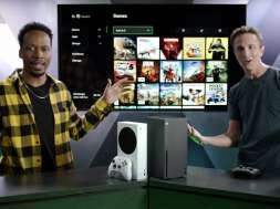 Microsoft Xbox Series X S prezentacja wideo