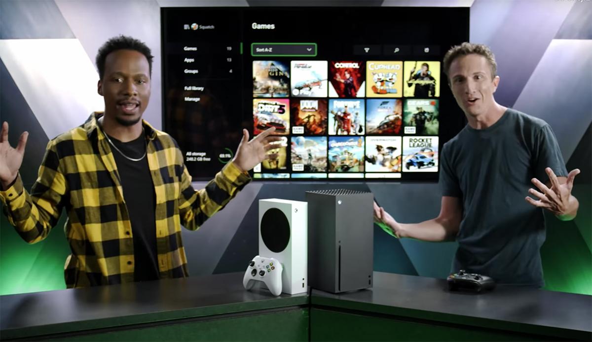 Microsoft oficjalnie prezentuje i omawia moc i funkcje konsol Xbox Series X i S. Zobaczcie szczegółowe wideo