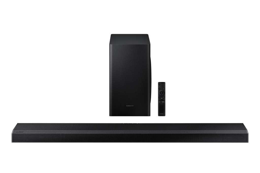 Szukasz idealnego duetu telewizor-soundbar? Samsung przygotował promocję z dużym rabatem przy zakupie TV QLED Q70T!