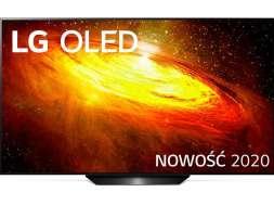 LG OLED BX telewizor promocja