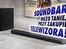 Samsung soundbar Q70T promocja rabat