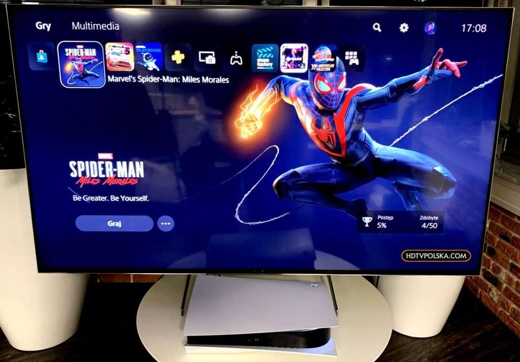 Spider-Man Miles Morales recenzja PS5