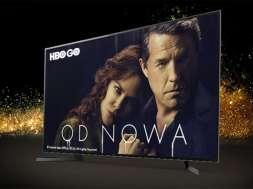Sony telewizory HBO GO promocja