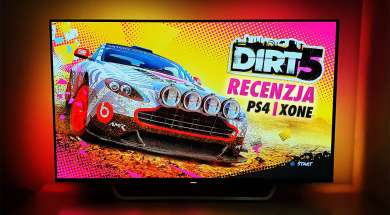 DIRT 5 PlayStation 4 gra Codemasters recenzja PS4 Xbox One