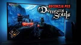 Demon's Souls | RECENZJA PS5 | Tak się wskrzesza legendy – spektakularny remake kultowego RPG to prawdziwy graficzny next-gen!