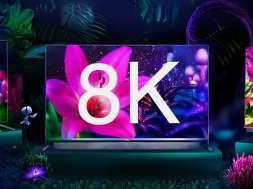 8K TCL telewizor