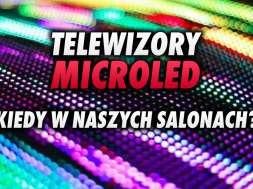 Telewizory MicroLED technologia