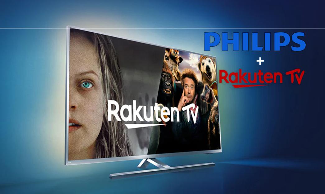 Wielki pakiet voucherów na filmy w Rakuten.tv przy zakupie telewizora Philips! Jak skorzystać z nowej promocji producenta?