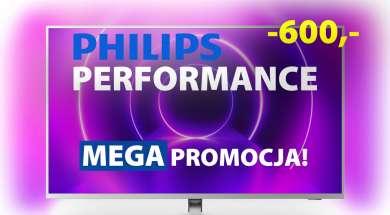 Philips Performance telewizory promocja RTV Euro AGD