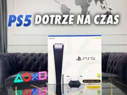 PS5 PlayStation 5 konsola Sony