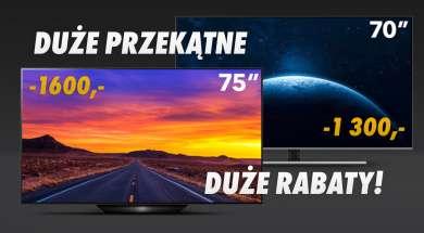 RTV Euro AGD rabaty promocje telewizory premium