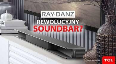 TCL Ray-Danz soundbar Dolby Atmos