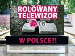 LG OLED RX SIGNATURE R telewizor