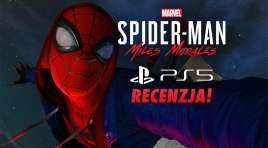 Dla tej gry warto kupić PS5! Spider-Man: Miles Morales | RECENZJA | Sprawdzamy grafikę, płynność i DualSense – oto nasze wnioski