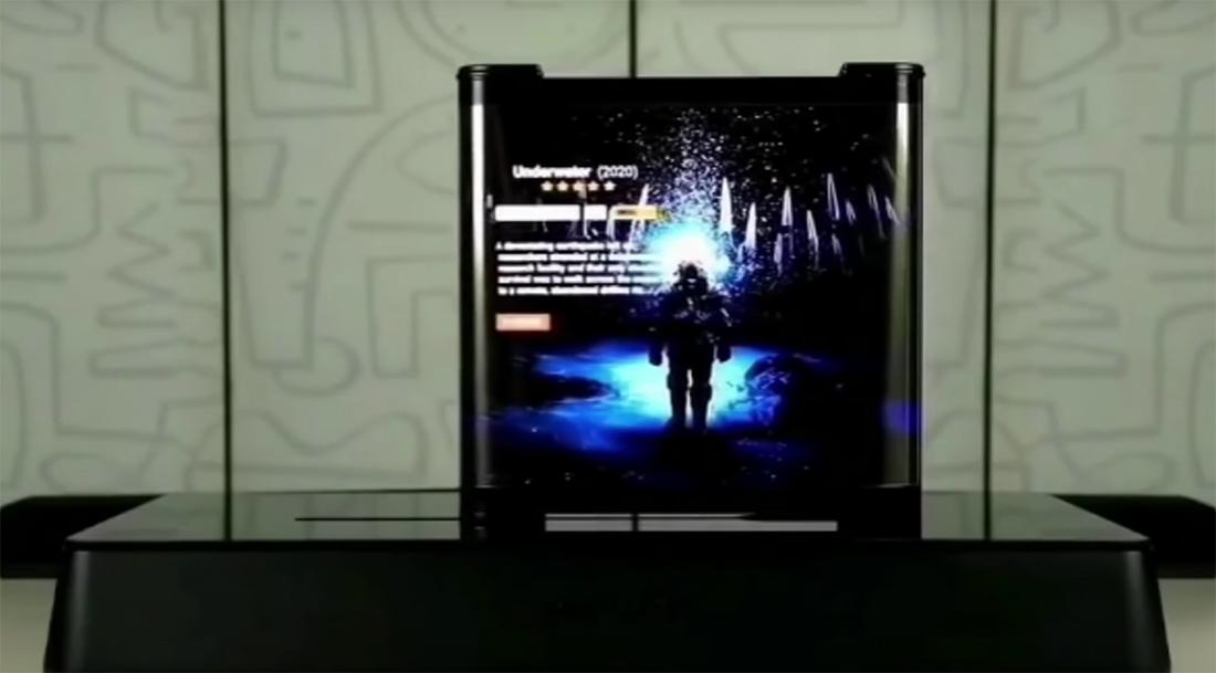Intrygująca innowacja od TCL: producent prezentuje telewizor OLED rozwijany na boki. Zobaczcie jak działa!