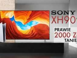 Sony XH90 65″ promocja