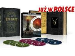 Władca Pierścieni trylogia 4K UHD Blu-ray
